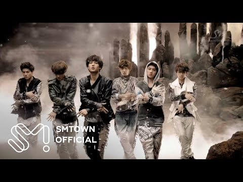 EXO-K_HISTORY_Music Video (Korean ver.) Music Videos