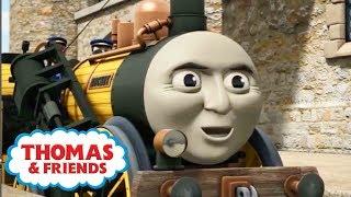 Stephen the Rocket Train 🚀⭐Thomas & Friends UK ⭐10 Minute Compilation ⭐Videos for Children