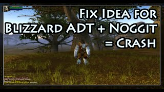 Fix Idea for Blizard ADT Crash when Edited in Noggit