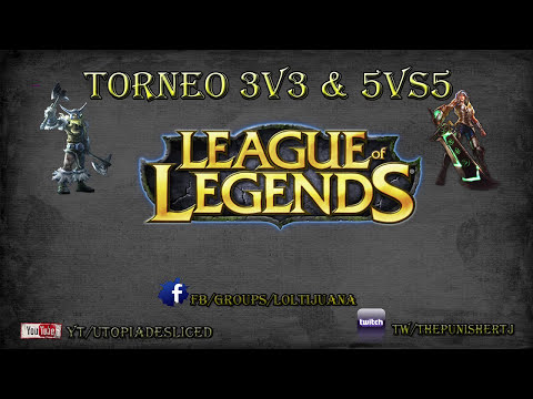 League Of Legends Torneos Latinoamerica Norte Y Sur
