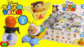 Disney Tsum Tsum Series 5 Mystery Pack Full Case