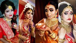 Latest Trending TikTok Wedding Bridals Part 2 ||Most Popular dulhan dance||Romantic moments