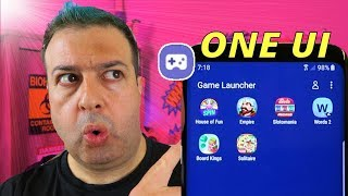 Samsung One UI Game Launcher Performance and screen recorder tips