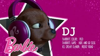 Meet Skipper's Puppy, DJ! | Barbie