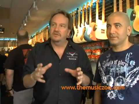 Fender master builder greg fessler fender custom shop manager mike