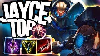 LETHALITY JAYCE HAS INSANE DAMAGE!! ONE SHOT ANYONE!! - Jayce Top - League of Legends