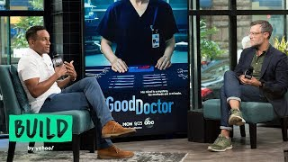 "Hill Harper Goes Over Season 3 Of The Critically-Acclaimed ABC Medical Drama, ""The Good Doctor"""