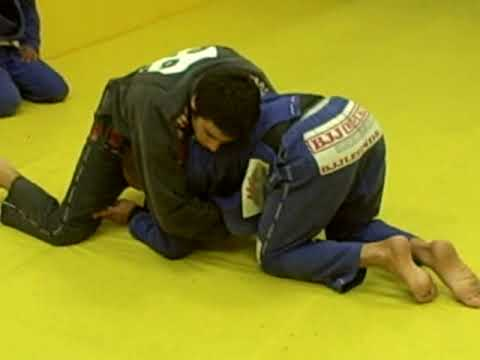 MCBJJ - Escape From North South Position Technique Image 1