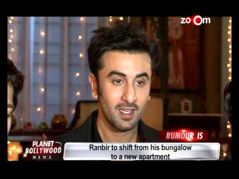 Planet Bollywood News - Why is Ranbir leaving his house?, Is the Salman Khan - Shahrukh patch-up for real? & more