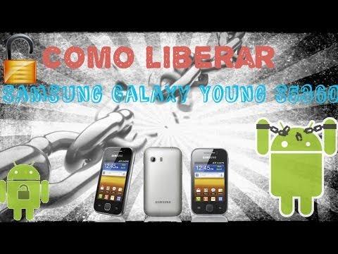 Como Liberar Samsung Galaxy Young s5360   Unlock