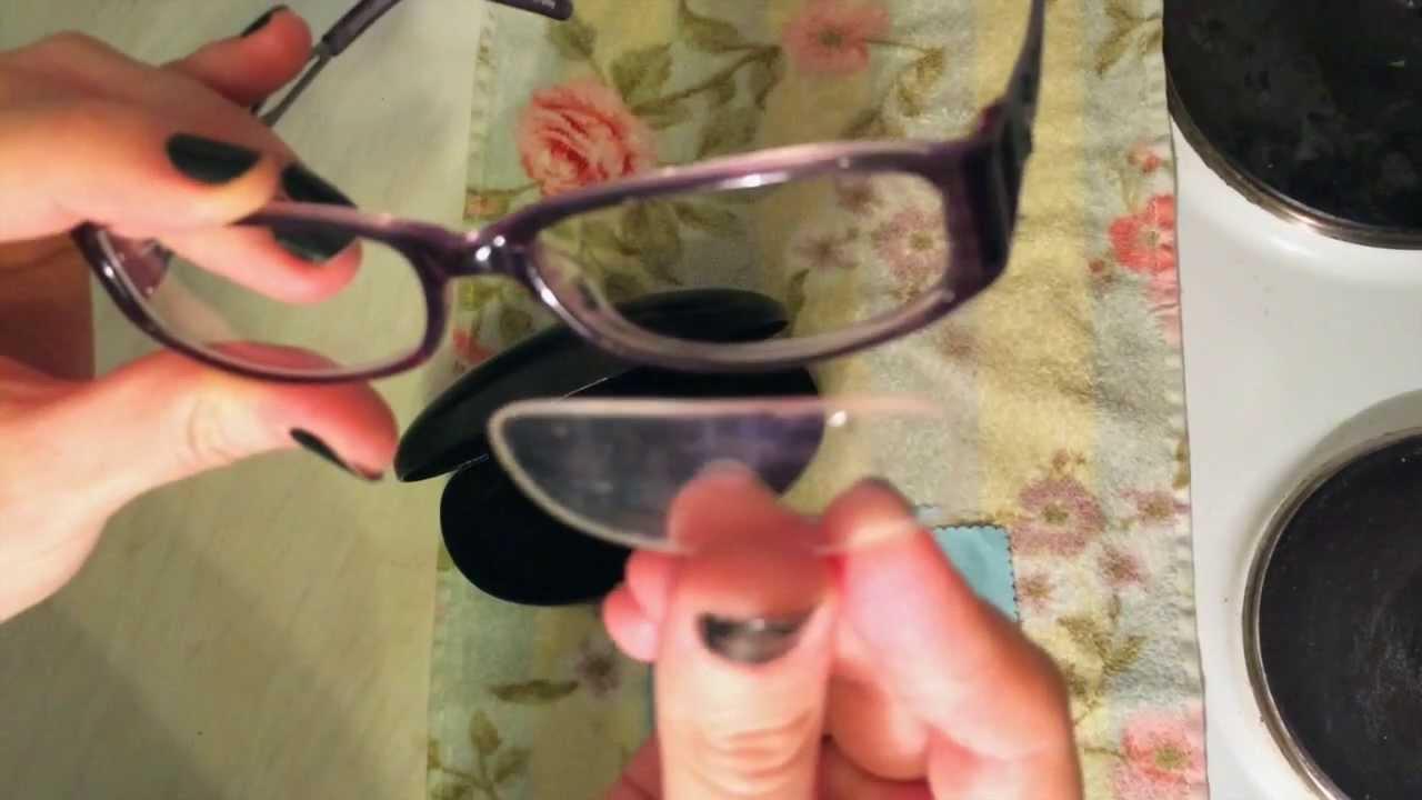 Как отшлифовать пластиковые очки своими руками 43
