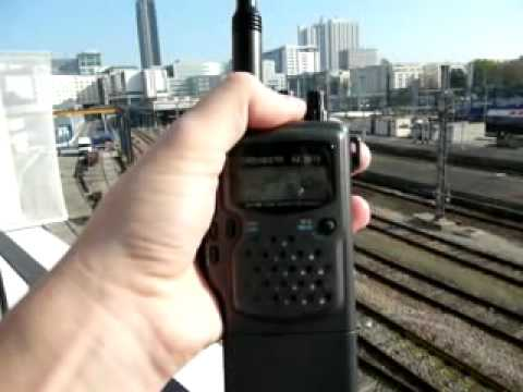 Magnum 1012 monitoring an italian station