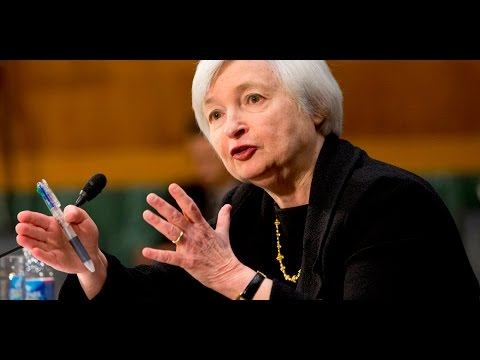 Janet Yellen -  NO Rate Hike For June - Its All Planned - Harry Dent And World Global Crisis