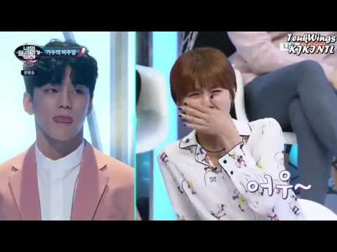 (Eng subs)I Can See Your Voice 4 ep3 - Kim Min Gyu cut 1