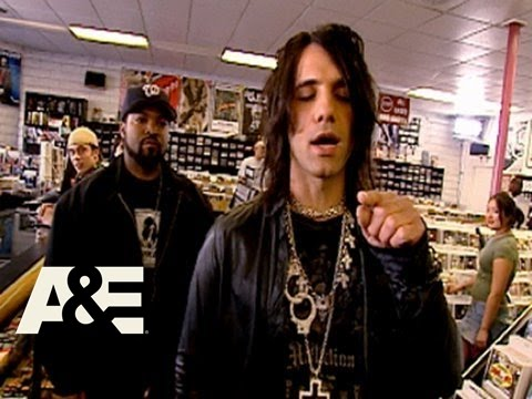 Criss Angel Mindfreak: Ice Cube CD Trick Video