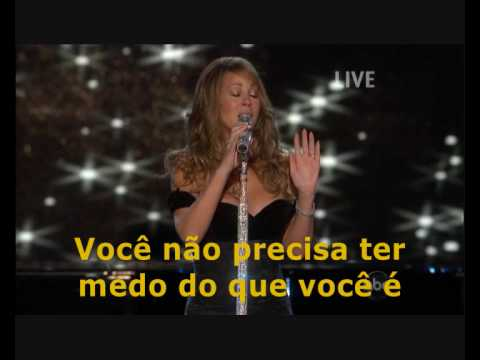 Mariah Carey-hero Live(traduzida) video