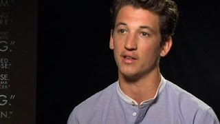 Miles Teller on Becoming an Actor