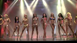 WBFF Bikini Comparisons