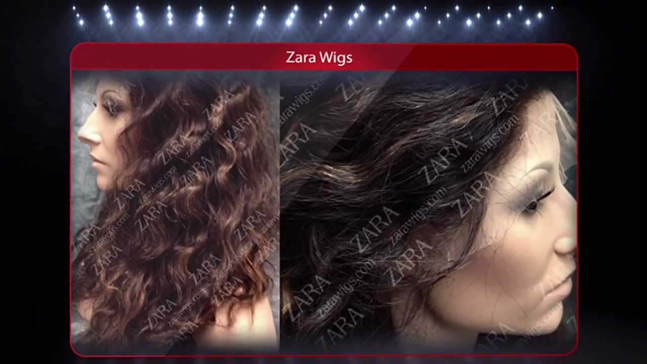 Zara Full Lace Wigs 46