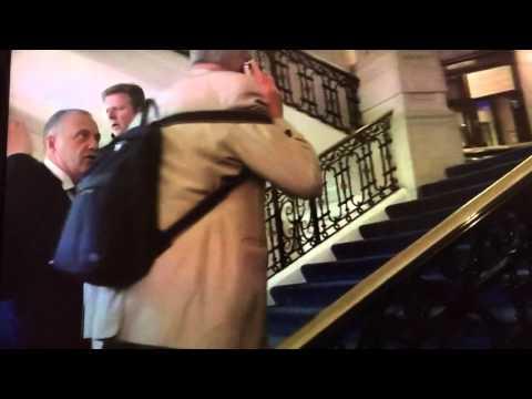"John Mann shouts at Livingstone in ""Anti-Semitism Row"" BBC  6 O'Clock News"