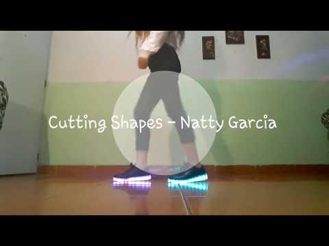Como Bailar Shuffle Tutorial   6 Pasos Basicos   Natty Garcia