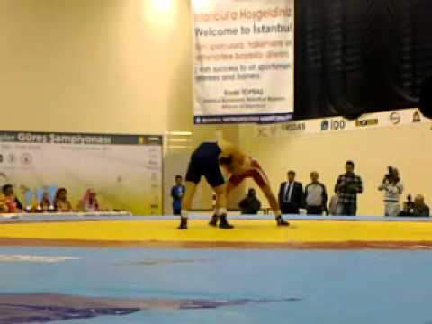 Daudov Zalimhan RUS vs Sezar Akgul TUR