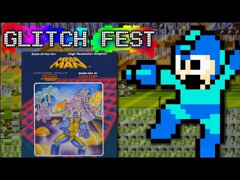 Mega Man 1 - Glitchfest