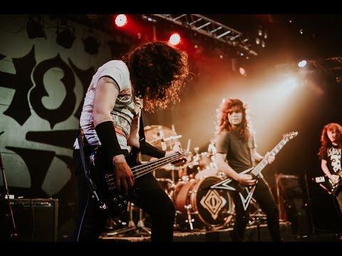 HOUNDZ OF HATE  - Deus lo vult (Live SCD Vespucio 2017)