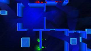 Frozen Synapse: skorpnsk (green) vs R_Cath (red) - Extermination