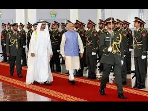 Shocked  Pakistani Media - PM Modi Receives an Unprecedented Welcome at UAE Visit