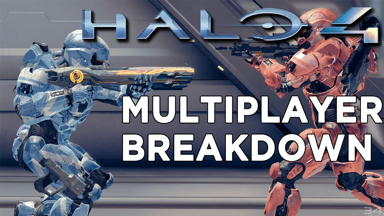 Best Multiplayer Loadouts Halo 4 Halo 4 Multiplayer Breakdown
