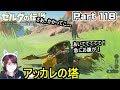 アッカレの塔!ゼルダの伝説 ブレス オブ ザ ワイルド PART 118 [Nintendo Switch]