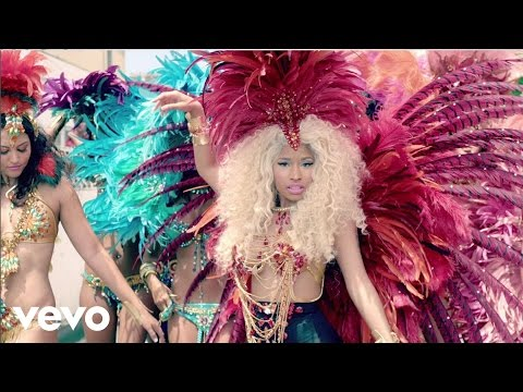 Nicki Minaj - Pound The Alarm (Explicit) Music Videos