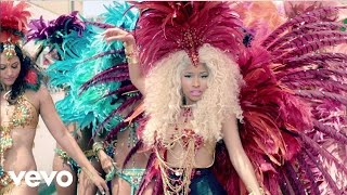 Клип Nicki Minaj - Pound The Alarm