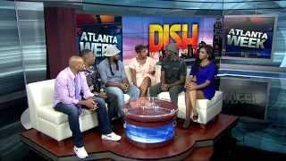 """""""Dish Nation"""" Visits Fox 5 """"Good Day Atlanta"""" Studios!"""