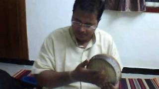 Indian rhythm percussion
