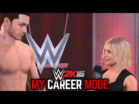 "WWE 2K16 My Career Mode - Ep. 168 - ""TRASH TALK!!"""