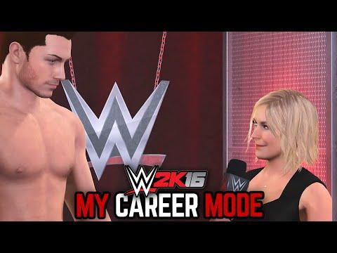 "WWE 2K16 My Career Mode - Ep. 168 - ""TRASH TALK!!"""