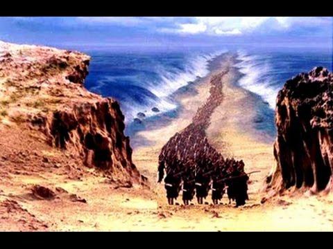 L'exode et la traversée de la Mer Rouge... Mythe ou réalité ?