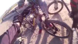 bike jump fail (maşa kırma)
