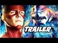 The Flash Season 5 Episode 15 Trailer King Shark Vs Grodd And Reverse Flash Breakdown mp3