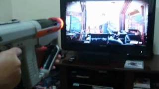 Review da PlayStation®Move sharp shooter [em português pt-br]