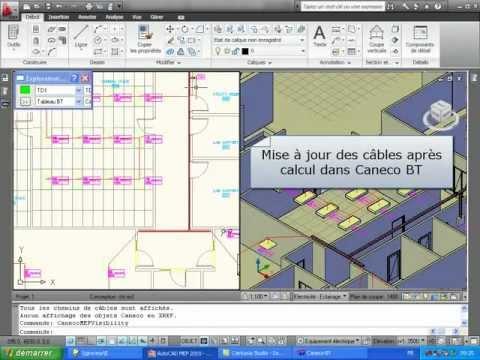 Presentation de Caneco Implantation - ALPI - Implantation et câblage de matériel électrique