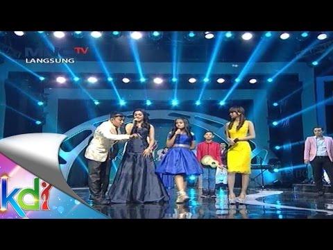 Iyeth Bustami Tes Vokal Putri Ayu dan Hanin Dhiya - KDI Star (11/9)