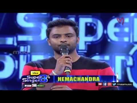 Super Singer 8 Episode - 4 II Hemachandra Performance