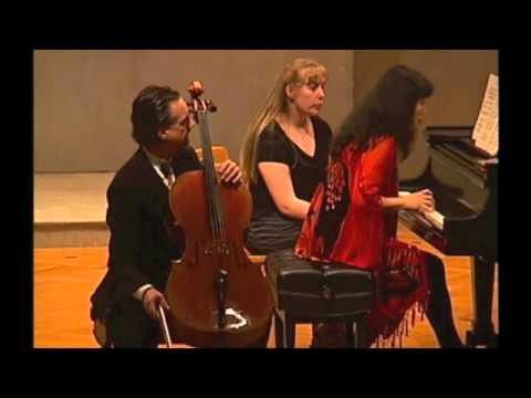 Rachmaninov Sonata for Cello and Piano, Op. 19, 3rd Movement