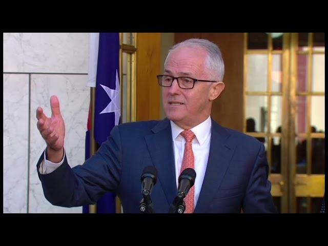 Ball tampering a вdisgraceв - Australian PM Malcolm Turnbull