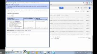 Cách đăng xuất hoàn toàn Gmail