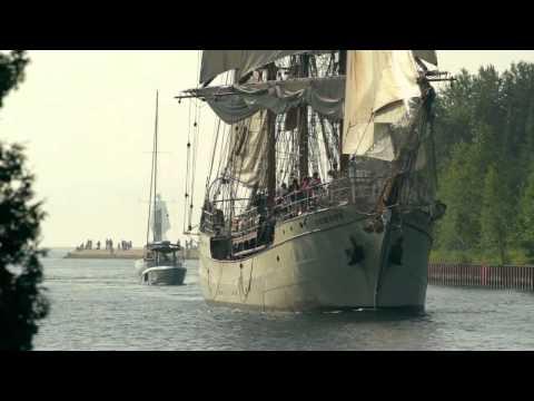 Tall Ships - Parade of Sail 2010
