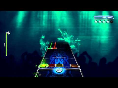 Rock Band 3 - Shepherd of Fire